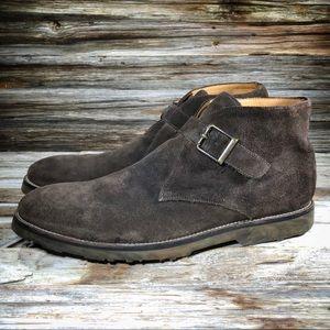To Boot New York Adam Derrick Brown Boots